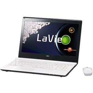 新品 NEC LaVie Note Standard NS350/AAW PC-NS350AAW [クリスタルホワイト]