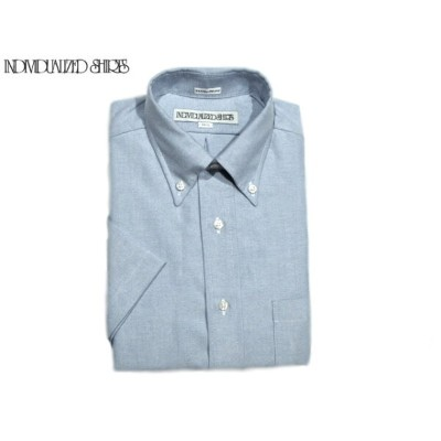 INDIVIDUALIZED SHIRTS(インディビジュアライズド シャツ)/SHORT SLEEVE STANDARD FIT FULLOPEN MIDDLEBAND REGATTA...