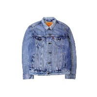 LEVI'S THE TRUCKER DENIM JACKET (723340195: LIGHT STONE WASH INDIGO)リーバイス/デニムジャケット