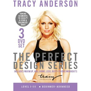 SALE OFF!新品北米版DVD!Tracy Anderson: Perfect Design Series: Sequence 1-3! トレーシー・アンダーソン