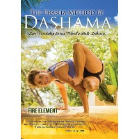 SALE OFF!新品北米版DVD!Dashama Konah Gordon - Fire Element! SUPヨガ