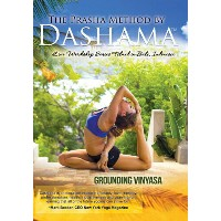 SALE OFF!新品北米版DVD!Dashama Konah Gordon - The Prasha Method Grounding Vinyasa! SUPヨガ