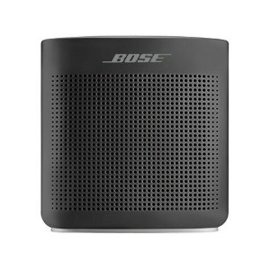 【ポイント5倍】Bose Bluetoothスピーカー SoundLink Color Bluetooth speaker II [ソフトブラック] [Bluetooth:○ NFC:○ 駆動時間...