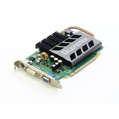 Leadtek Geforce 7600GS 256MB VGA/HDMI/TV-out PCI Express x16 WinFast PX7600 GS TDH【中古】【送料無料セール中! ...