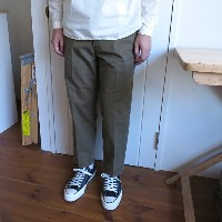 ENDS and MEANS Work Chino Pants エンズアンドミーンズ ワーク チノ パンツ