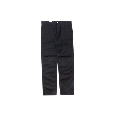 Carhartt WIP RUCK SINGLE KNEE PANTS (BLACK)カーハート/ぺインターパンツ/黒