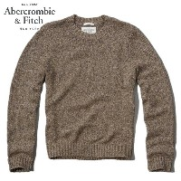 アバクロ Abercrombie&Fitch 正規品 メンズ セーター MACINTYRE BRIDGE SWEATER 120-201-0533-008