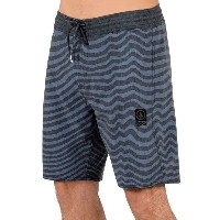 ボルコム メンズ 水着 水着 Volcom Mag Vibes Stoney 19 Board Short - Men's Dusk Grey