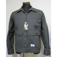 FUCT(ファクト) SSDD SMITH UTILITY JACKET 7527 (ワークジャケット))-GRAY【送料無料】