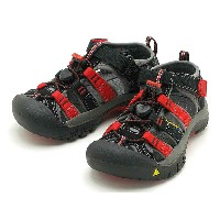 KEEN Newport H2キーン ニューポート H2Black/Racing Red Mulit1014238(CHILDREN)1014258(YOUTH)
