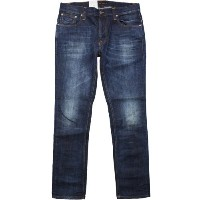 NUDIE JEANS / TAPE TED ORG WHITE KNEE ヌーディージーンズ