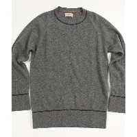 【Nudie Jeans(ヌーディージーンズ)】DAG RECYCLED WOOL ニット