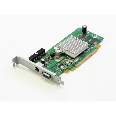 Chips & Tech Radeon X300 SE 128MB VGA/TV-out PCI Express 16x CT1-X300SEVIP-R【中古】【送料無料セール中! ...