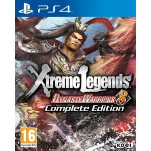 Dynasty Warriors 8: Xtreme Legends - Complete Edition (PS4) by Koei [並行輸入品]