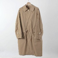 UNIVERSAL PRODUCTSユニバーサルプロダクツコートRELAX SOUTIEN COLLAR COAT