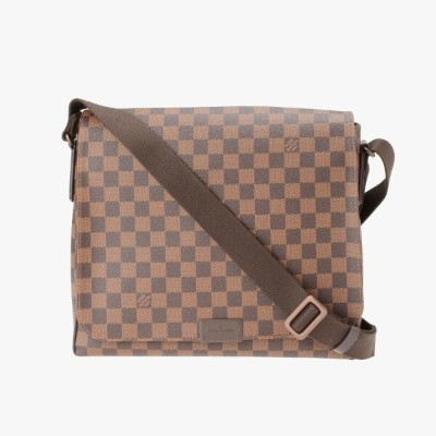 LOUIS VUITTON ルイヴィトン バッグ N41212 ダミエ ディストリクトMM