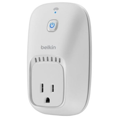 Belkin WeMo 家庭用電源リモートスイッチ for Apple iPhone. iPad. and iPod touch