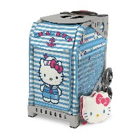 【SAC'S BAR】キャリーケース ZUCA SPORT ズーカ 142004 Hello Kitty Sail With Me Grey メンズ