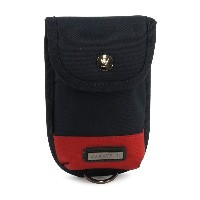【SAC'S BAR】マキャベリック MAKAVELIC ポーチ 3106-31101 TRUCKS DIVERSITY CASE DARK-NAVY/RED メンズ