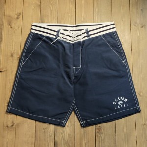 "O.C CREW""KNUCKLE BORD SHORTS""NAVY【O.C CREW】(オーシークルー)正規取扱店(Official Dealer)Cannon Ball(キャノンボール)..."