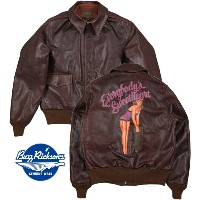 "BUZZ RICKSON'S/バズリクソンズ Jacket, Flying, Summer Type A-2""ROUGHWEAR CLOTHING CO."" CONTRACT NO.23380..."