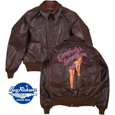 """BUZZ RICKSON'S/バズリクソンズ Jacket, Flying, Summer Type A-2""""ROUGHWEAR CLOTHING CO."""" CONTRACT NO.23380..."""