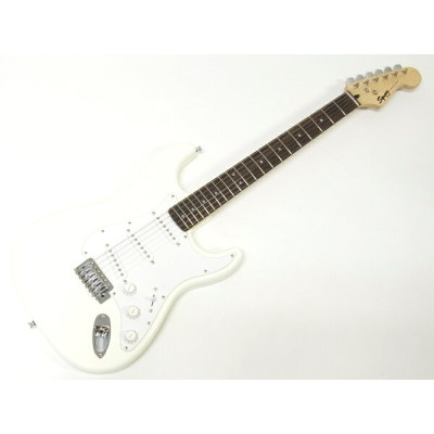 SQUIER ( スクワイヤー ) Bullet Strat with Tremolo (AWT) 【ストラトキャスター by フェンダー】【0370001580 】 エレキギター byフェンダー