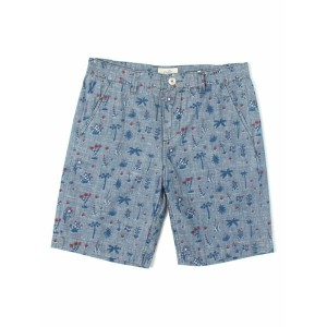 【SALE】DEUS HAPPY WALK SHORT【DMP43947-CHM-CHAMBRAY】