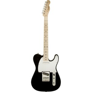 Squier by Fender 《スクワイヤーbyフェンダー》 Affinity Series Telecaster (Black/Maple Fingerboard)【g_p5】