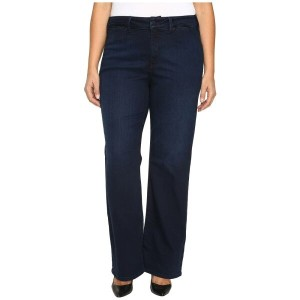NYDJ レディース ボトムス・パンツ ジーンズ・デニム【Plus Size Isabella Trousers Jeans in Future Fit Denim in Paris Nights...