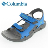 Columbia コロンビア YOUTH TECHSUN VENT ユーステックサンベント BY4566-405 Dark Compass Nuclear サンダル キッズ ジュニア