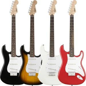 Squier by Fender Bullet Stratocaster Hard Tail 【期間限定★送料無料】 【ポイント5倍】