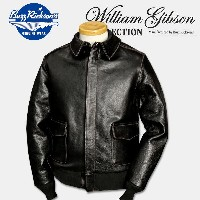 BUZZ RICKSON'S(バズリクソンズ)William Gibson Collection(ウイリアムギブソンコレクション)TYPE BLACK A-2【BR80388】