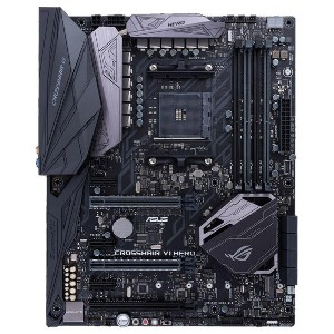 【送料無料】ASUSTEK AMD SocketAM4 CPU対応マザーボード X370チップセット搭載 ATX ROG CROSSHAIR VI HERO CROSSHAIR6HERO ...