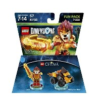 Chima Laval Fun Pack - Lego Dimensions by Warner Home Video - Games [並行輸入品]