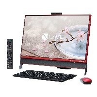 新品 NEC LAVIE Desk All-in-one DA370/DAR PC-DA370DAR.
