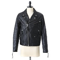 【SALE/セール】ART COMES FIRST [アートカムズファースト] / SART-LAI LEATHER JACKET(アートカムズファースト レザージャケット  ジャケット レザー...