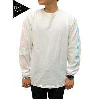 FUNG(ファング) L/S CREW TEE/ HAWAii/ col.WHITE Made.In.Japan