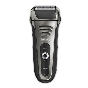 Wahl スマート Shave Rechargeable lithium イオン wet / dry ウォーター プルーフ foil shaver with Smartshave テクノロジー...