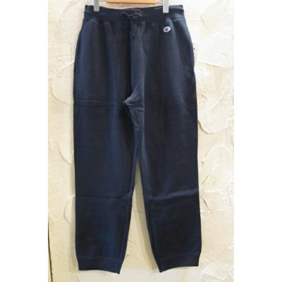 CHAMPION/SWEAT PANT NAVY