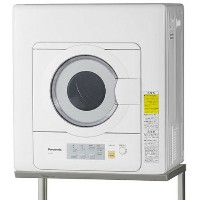 【送料無料】PANASONIC NH-D503-W [衣類乾燥機(乾燥5.0kg)]