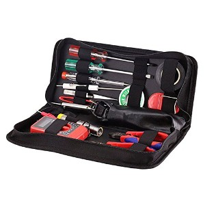 Monoprice Electrical Tool キット, 15 ピース (108141) 「汎用品」(海外取寄せ品)