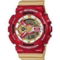 腕時計 カシオ Casio G-Shock Analog/Digital XL Crazy Colors GA110CS-4A【並行輸入品】