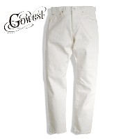 GOWEST(ゴーウエスト) TAPERED FITS PANTS
