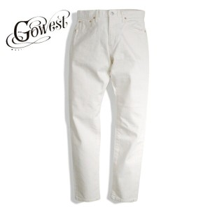 【30%OFF】GOWEST(ゴーウエスト) TAPERED FITS PANTS【送料無料】