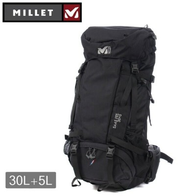 【MAX350円クーポン配布】ミレー MILLET バックパック サースフェー 30+5 30L+5L ノア (MILLET SAASFEE 30+5) リュックサック デイリー ウォーキング 散歩...