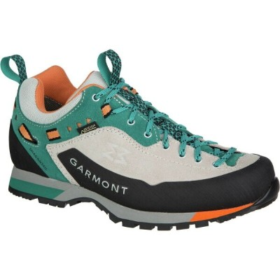 ガルモント Garmont レディース ハイキング シューズ・靴【Dragontail LT GTX Approach Shoe】Light Teal/Teal Green