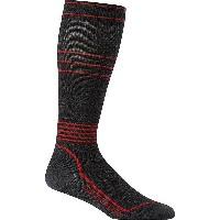 アイスブレーカー メンズ インナー ソックス【Icebreaker Ski+ Compression Ultralight Over the Calf Sock】Jet Heather /...
