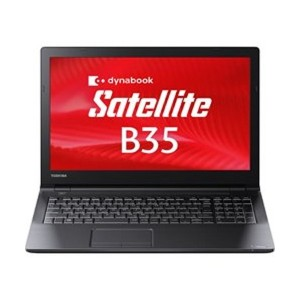 [新品] 東芝 dynabook Satellite PB35RNAD4R3JD51 (15.6インチ/Win8/4GB/500GB/officeなし)[即納可]