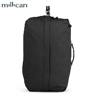 MILLICAN (ミリカン) 2WAY バックパック リュックサック ダッフルバック撥水 MILES THE DUFFLE BAG - GRAPHITE 28L M222GT